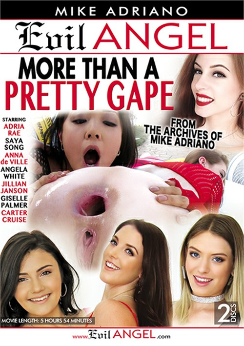 More Than A Pretty Gape (2018)