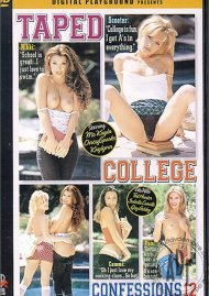 Taped College Confessions 12 Porn Movie