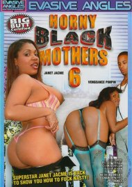 Horny Black Mothers 6 Porn Video