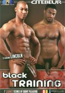 Black Training Porn Movie