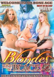 Blondes Take It Black 2 Porn Video