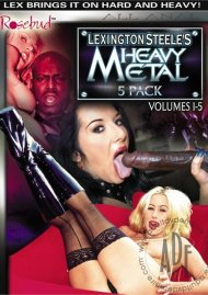 Lexington Steeles Heavy Metal 5-Pack Porn Movie