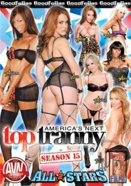 Americas Next Top Tranny: Season 15 Porn Movie