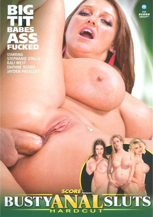 Insane busty anal sluts
