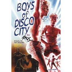 Boys of Disco City Sex Toy