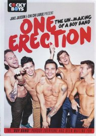 One Erection: The Un-Making Of A Boy Band Porn Video