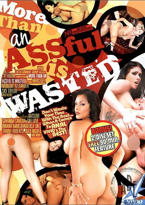 More Than an Assful is Wasted Compilation Vivid Briana Banks