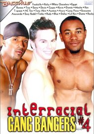 Interracial Gang Bangers #4 Porn Video