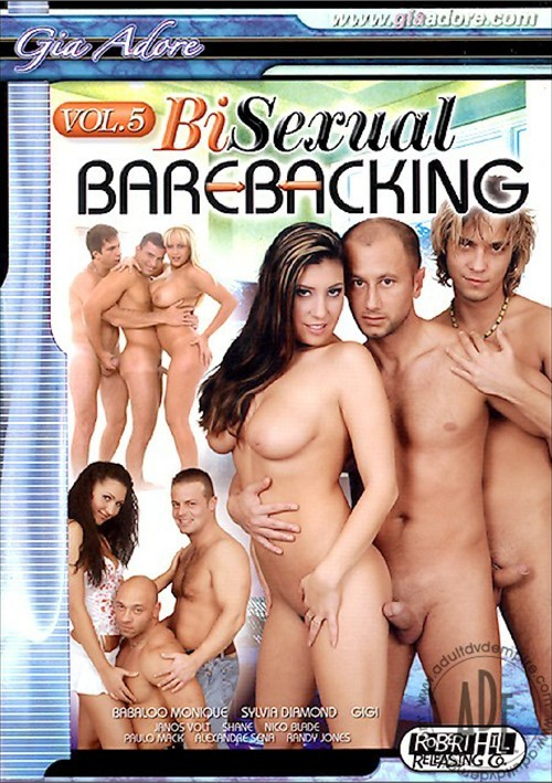 Bi-Sexual Barebacking Vol. 5 Nico Blade Sylvia Diamond Alexandre Senna