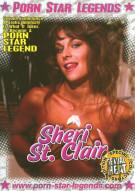 Porn Star Legends: Sheri St. Clair Porn Movie