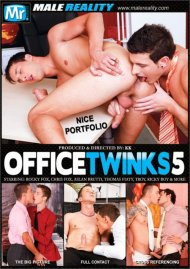 Office Twinks 5 Porn Movie