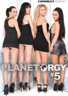 Planet Orgy #5 Porn Movie