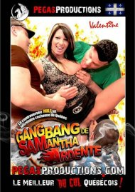 Gangbang De Samantha Ardente Porn Video