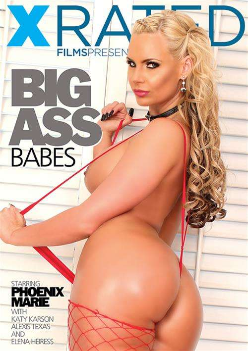 Big Ass Babes X Rated Films 2015 Katy Karson