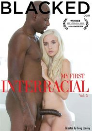 My First Interracial Vol. 6 HD Porn Video from Blacked!