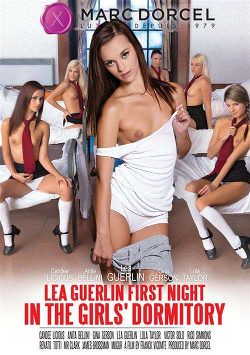 Lea Guerlin: First Night In The Girls Dormitory