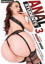 Anal Students 3 DVD porn movie from Elegant Angel.