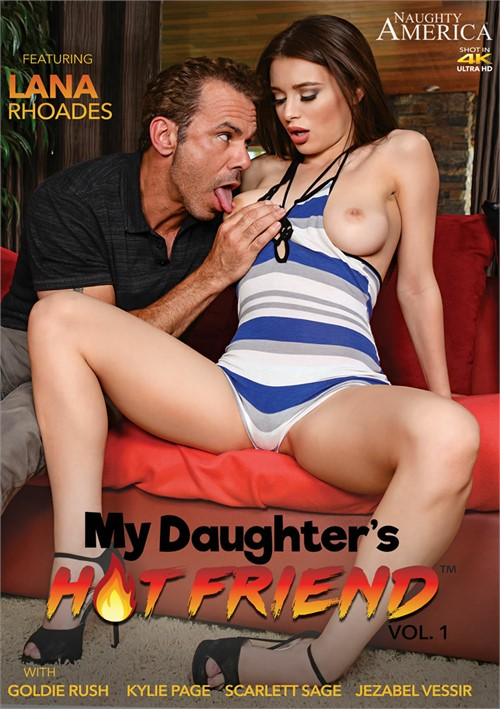 My Daughter's Hot Friend Vol. 1 image