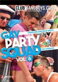 Gay Party Squad Vol. 6 Porn Movie