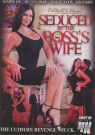 Seduced By The Boss's Wife 8 4K HD porn video from Devil's Film.