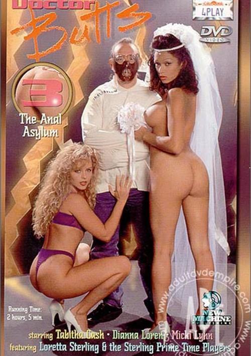 Doctor Butts 3:The Anal Asylum Randy West Tom Byron Tricia Diamond