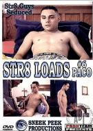 Str8 Loads #6: Paco Porn Movie