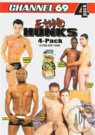 Ethnic Hunks 4-Pack Porn Movie