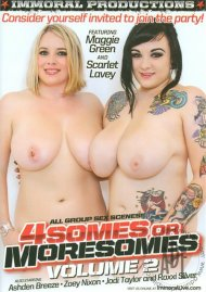 Foursomes Or Moresomes Vol. 2 Porn Movie