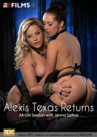 Alexis Texas Returns: All-Girl Session With Jenna Sativa Porn Video