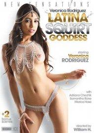 Latina Squirt Goddess Porn Movie