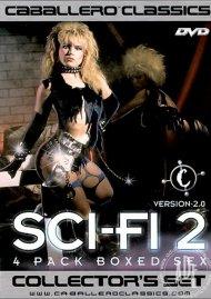 Sci-Fi 2 (4 Pack) Porn Movie