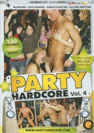 Party Hardcore Vol. 4 Porn Video