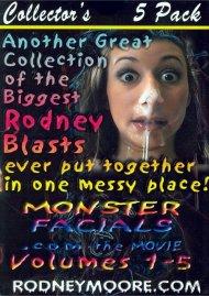 MonsterFacials 5-Pack Porn Movie