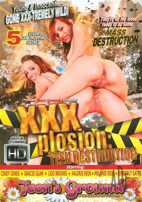 Teen Destruction Video 8