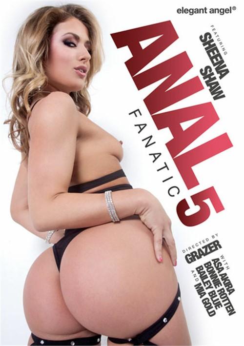 Anal Fanatic Vol. 5