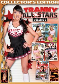Tranny All Stars 2 (5-Pack) Porn Movie
