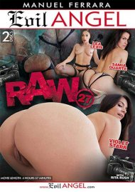 Raw 27 DVD porn movie from Evil Angel.