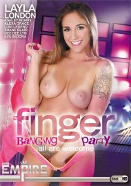 Finger Banging Party: All Are Welcome Porn Video