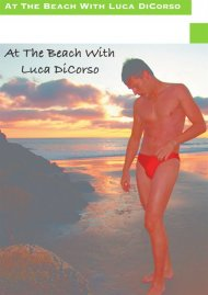 At The Beach With Luca DiCorso Porn Video
