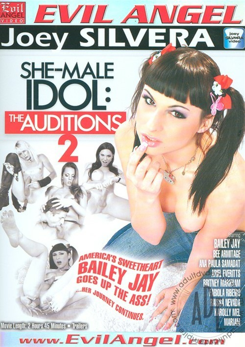 She-Male Idol: The Auditions 2 Fabio Ribeiro Bee Armitage Karolly Mel
