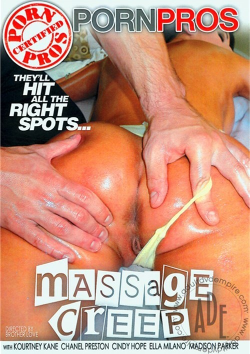 Massage Creep 3 Pack