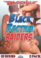 Black Rectum Riders (5-Pack) Porn Movie