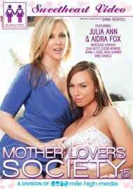 Mother Lovers Society Vol. 15 Porn Movie