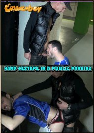 Hard Sex in a Public Parking Porn Video