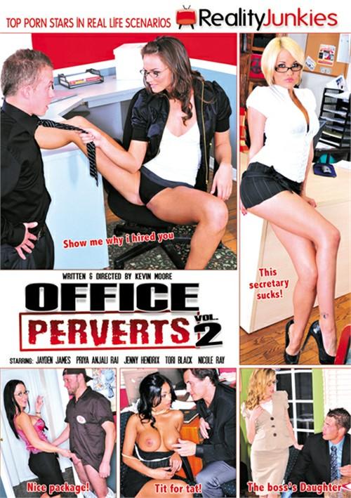 Office Perverts Vol. 2 2009 Tori Black Jayden Jaymes