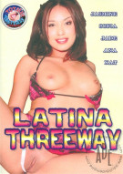 Latina Threeway Porn Video