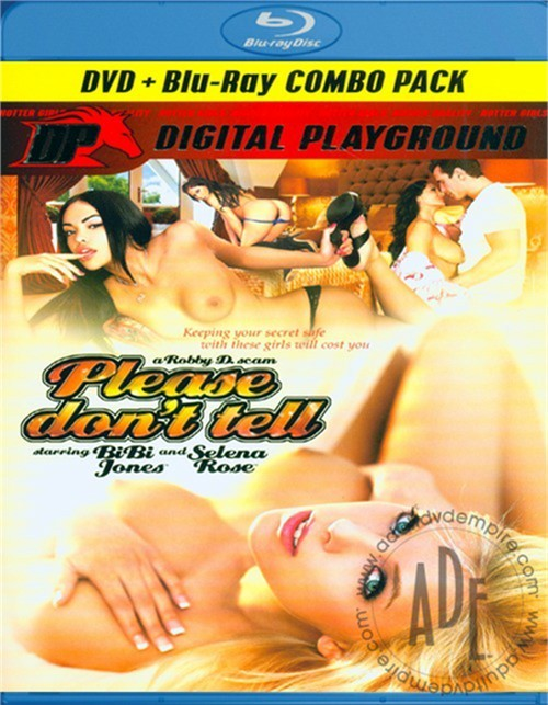 Please Don't Tell (DVD + Blu-ray Combo) image