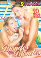Blondes On Blondes Porn Movie