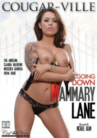 Cougar-Ville: Going Down Mammary Lane Porn Movie