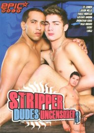 stripper gay dudes